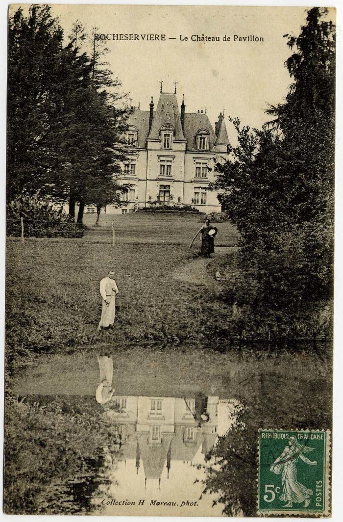 Journées du patrimoine 2018 - Château du Pavillon