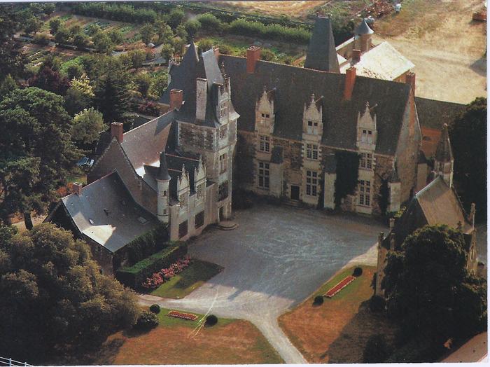 Journées du patrimoine 2018 - château du percher
