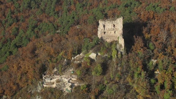 Journées du patrimoine 2018 - Château du Ramstein
