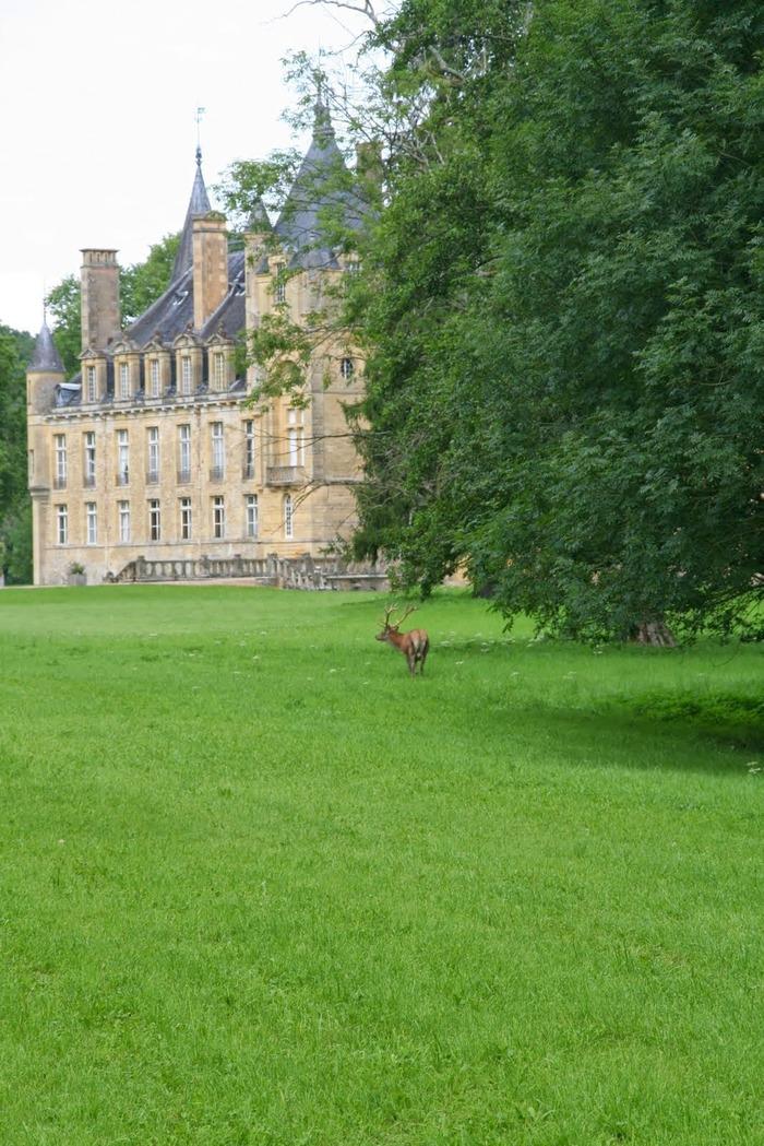 Journées du patrimoine 2018 - Château et Écuries de Prye