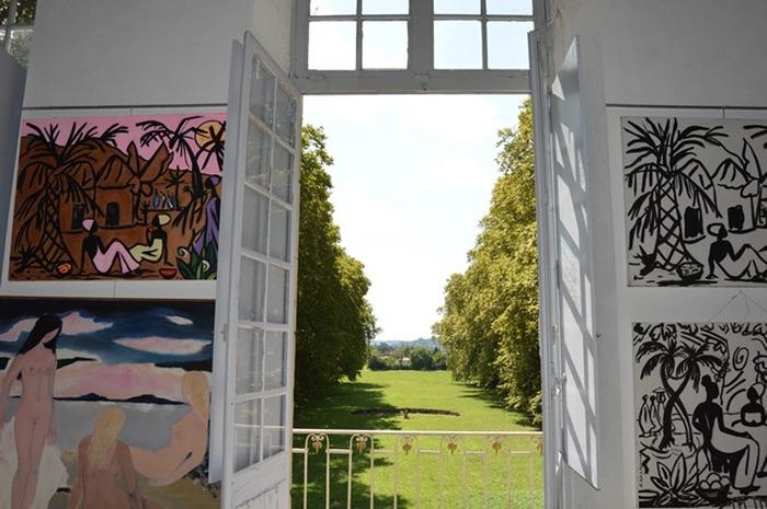 Journées du patrimoine 2018 - Château et parc de Lamothe