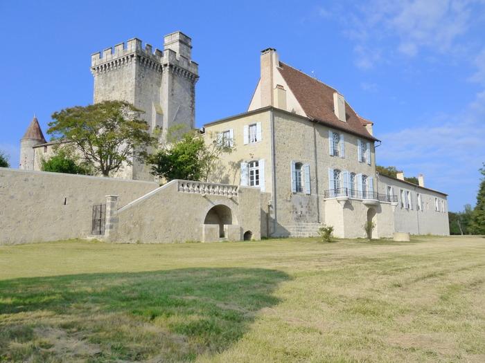 Crédits image : © Château de Xaitrailles
