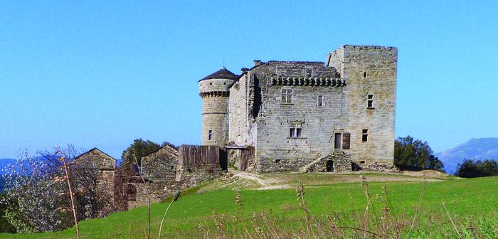 Crédits image : Copyright Château d'Aujac