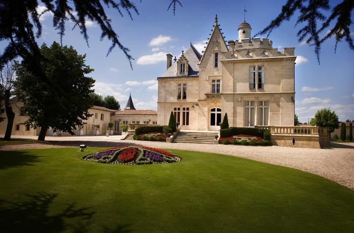 Journées du patrimoine 2017 - Visite du château Pape Clément