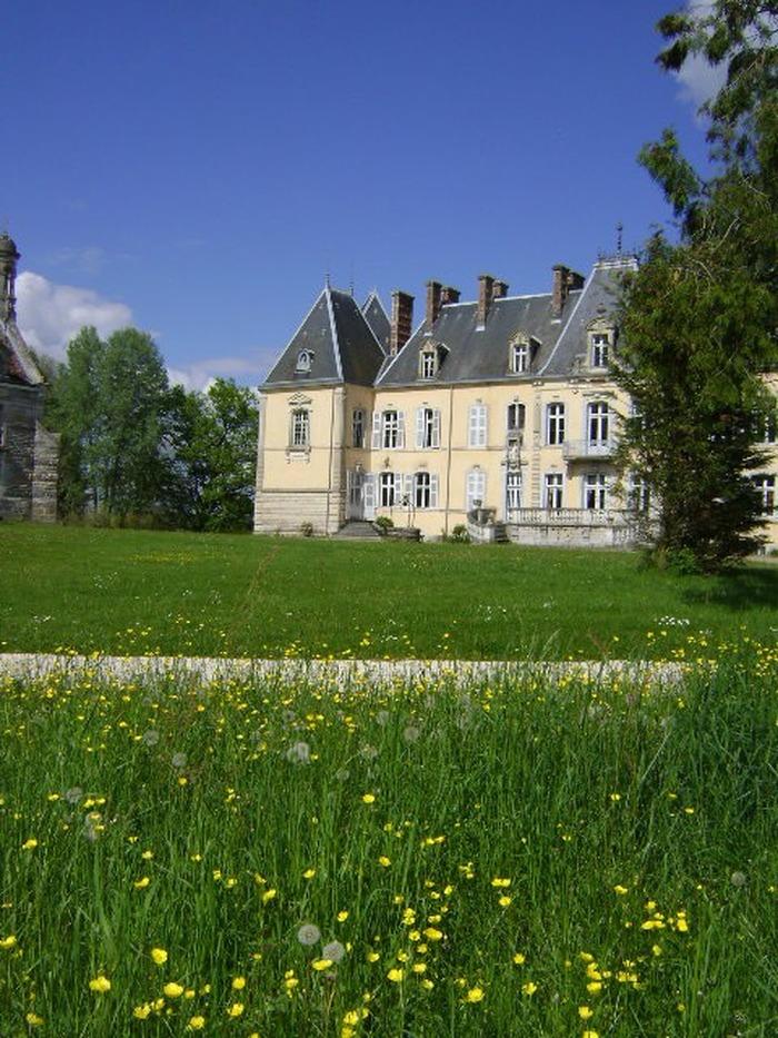 Journées du patrimoine 2017 - Château Saint-Loup les Gray