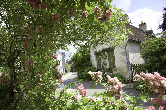 Visite Village Jardin Chedigny : Spectacle