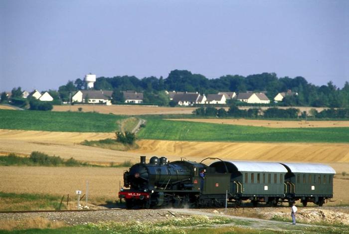 Journées du patrimoine 2017 - Découverte du patrimoine ferroviaire historique