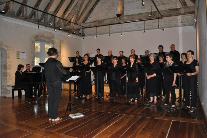 Journées du patrimoine 2018 - Chœur de chambre de l'ensemble vocal Maurice Emmanuel