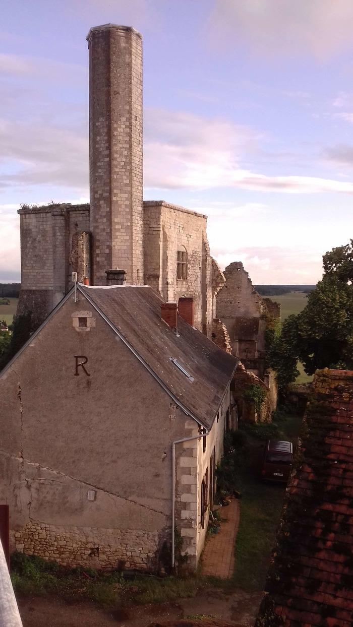 Journées du patrimoine 2018 - Exposition et choix de la future toiture du château de Marmande