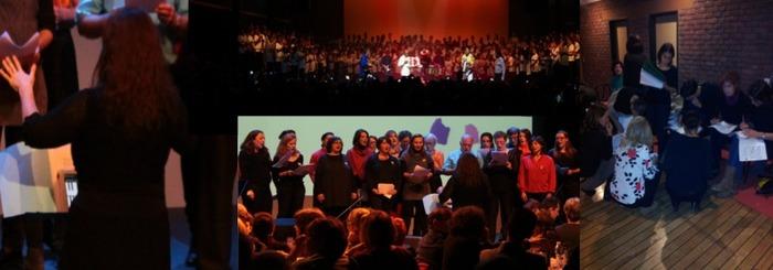 Ateliers Chorale enfants de 7 à 10 ans et de 10 à 14 ans