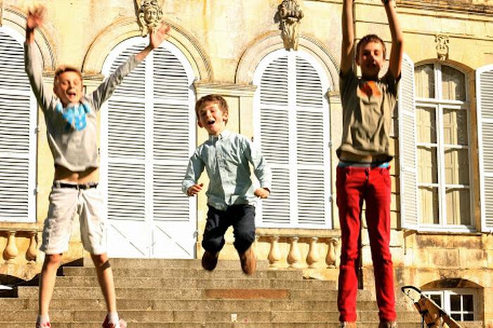 Journées du patrimoine 2018 - Chorégraphie géante autour des statues de Canon