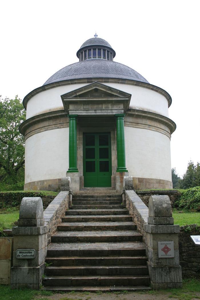 Journées du patrimoine 2018 - Chouannerie / mausolée de Georges Cadoudal