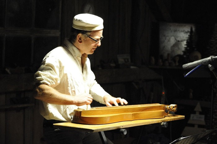 Christophe Toussaint | Épinettes, chant des Vosges