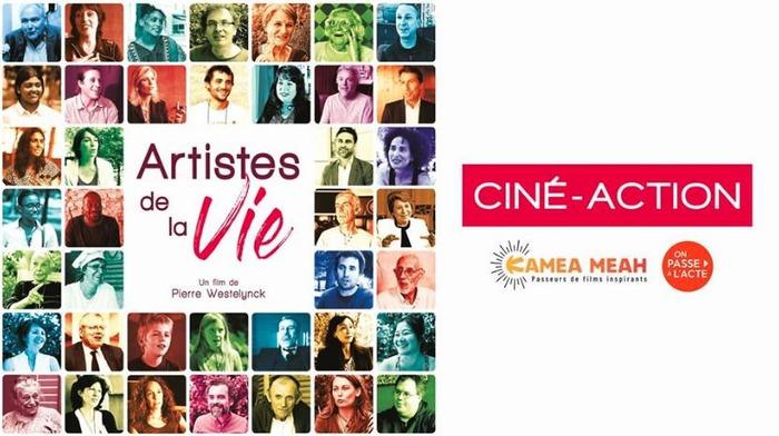 Ciné-action Artistes de la vie à Rennes - 29 octobre 2019 à 20 H 15 à l'Arvor