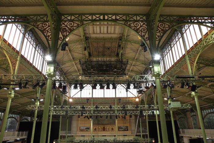 Journées du patrimoine 2018 - Ciné-concert de l'orgue de cinéma Christie au Pavillon Baltard