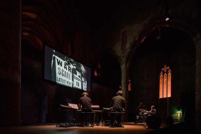 Ciné-concert : LES MONDES FUTURS avec NeirdA & Z3ro feat. Stephen Besse