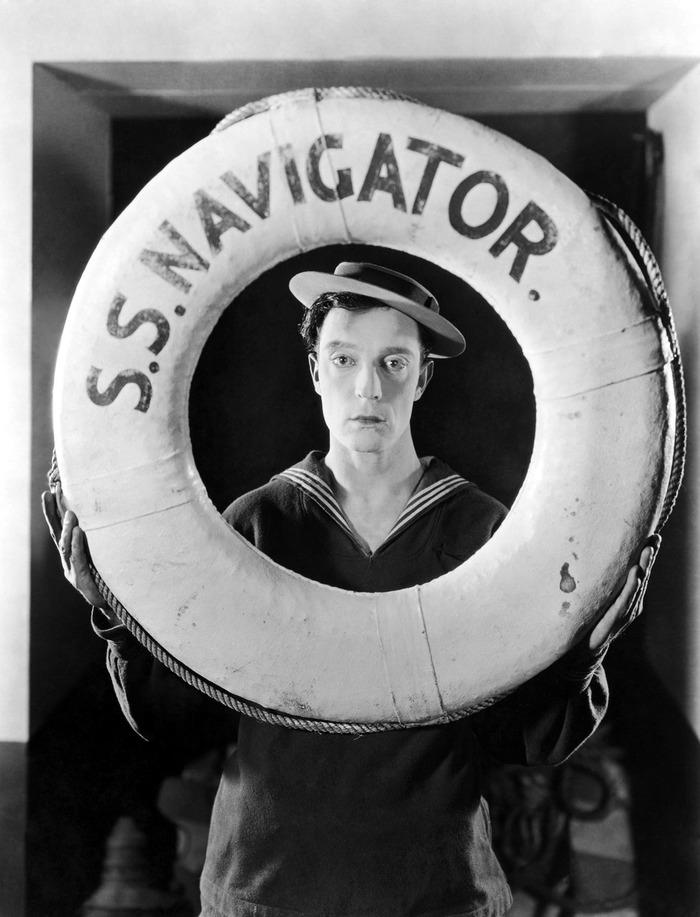 Journées du patrimoine 2018 - CINE CONCERT : The Navigator avec Laurent Pontoizeau