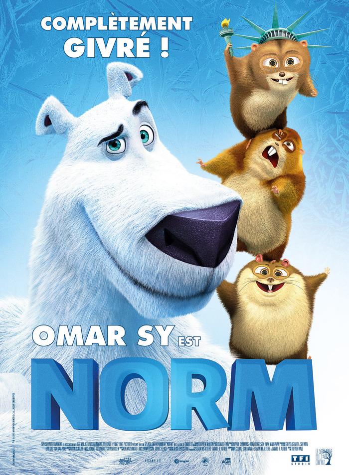 Bekannt Ciné-Vacances : Norm, projection gratuite du dessin animé Norm  EL31