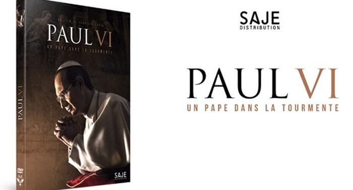 """Cinéma - Mercredi 2 mai - Projection du Film Paul VI - """"un pape dans la tourmen…"""
