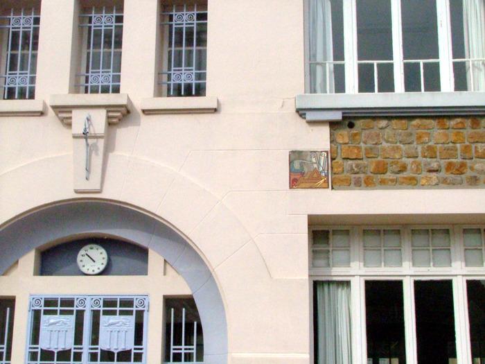 Crédits image : © PAHCFL - École Jules Verne
