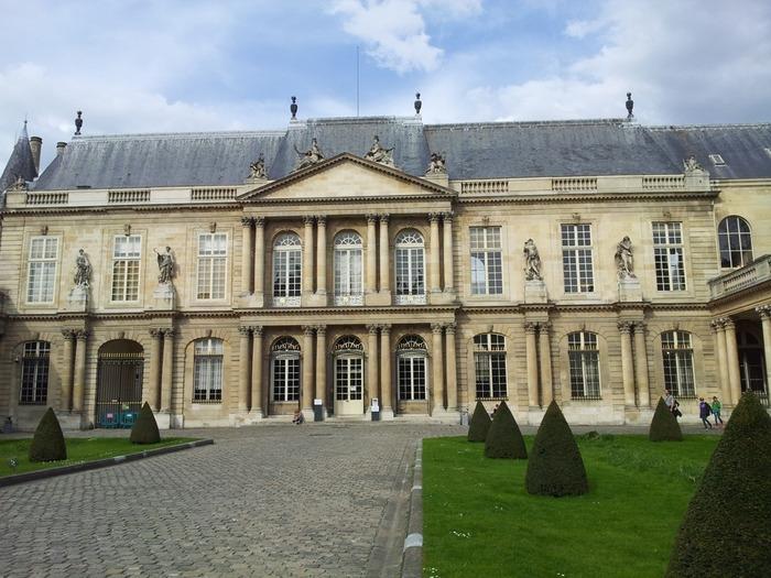 Journées du patrimoine 2018 - Circuit commenté des musées du Marais