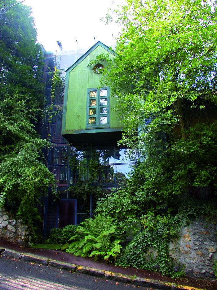 Journées du patrimoine 2018 - Visite des maisons singulières de l'architecte LeCaron