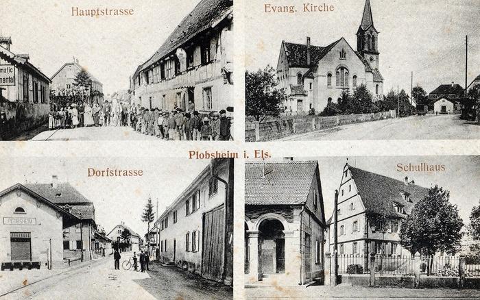 Journées du patrimoine 2018 - Circuit-découverte du centre historique de Plobsheim