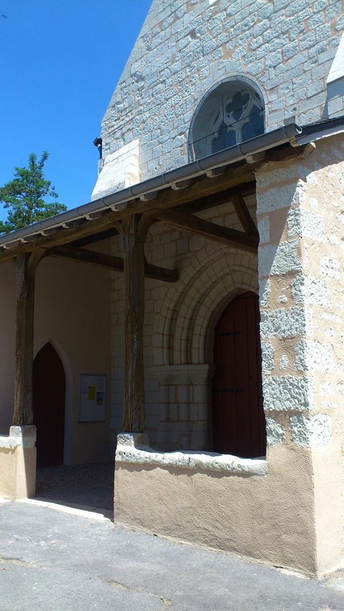 Journées du patrimoine 2018 - Circuit de l'église Saint-Hilaire aux halles