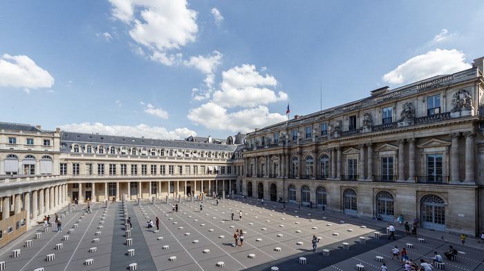 Journées du patrimoine 2018 - Circuit de visite du Palais-Royal