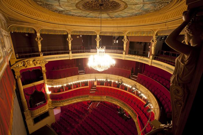 Journées du patrimoine 2017 - Circuit découverte du Théâtre