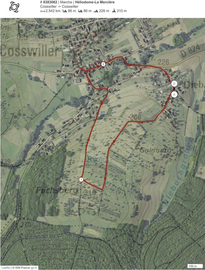 Journées du patrimoine 2018 - Circuit découverte du village et de son réseau