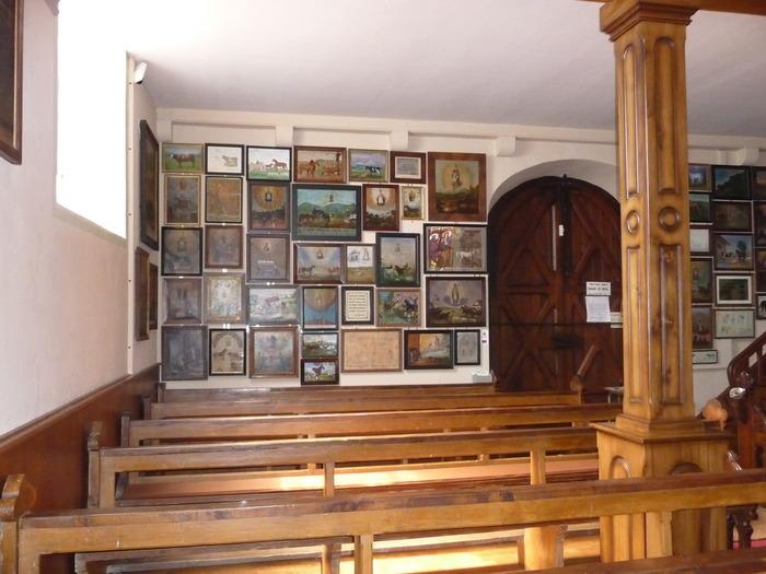 Crédits image : Chapelle Saint-Florent-mairie oberhaslach