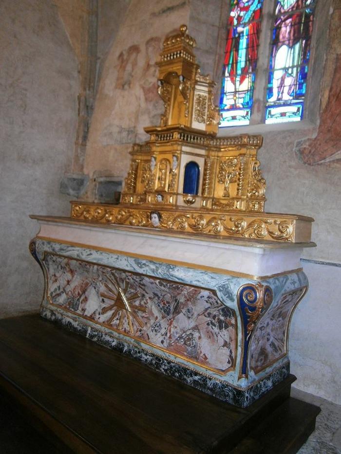 Journées du patrimoine 2018 - Circuit des églises