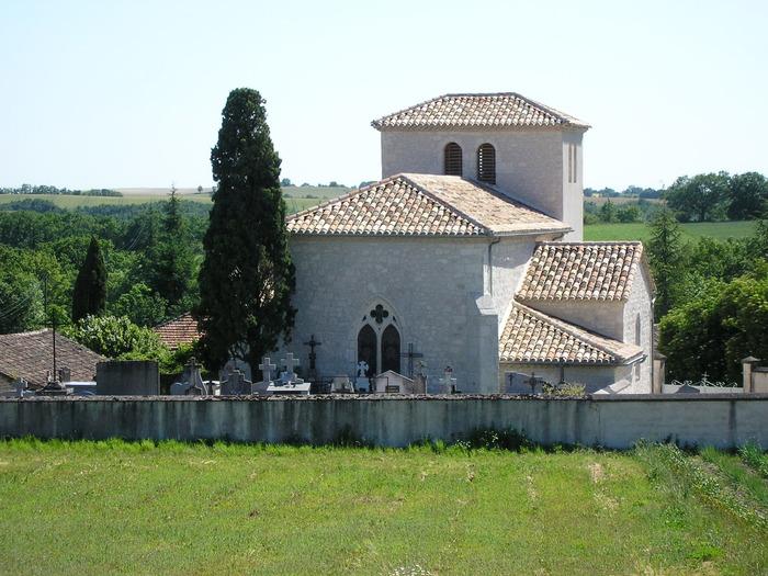Crédits image : église d'escayrac