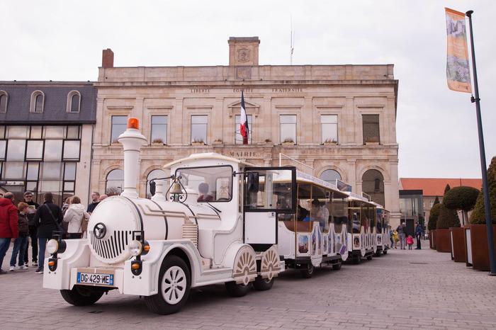Journées du patrimoine 2018 - Circuit en petit train touristique