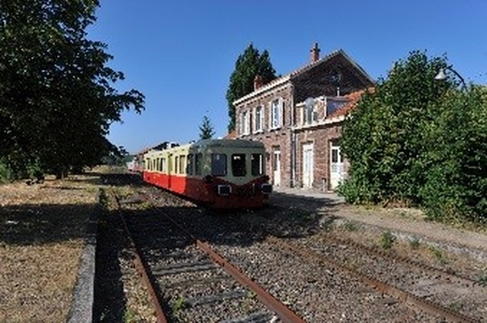 Journées du patrimoine 2018 - Circuit en train