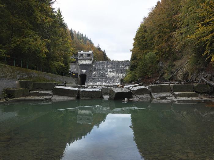 Journées du patrimoine 2018 - Circuit guidé au fil de l'Arly, une balade artistique et hydroélectrique.