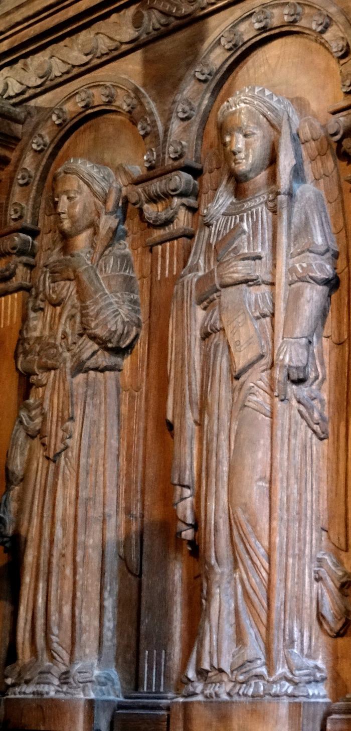 Journées du patrimoine 2018 - Découverte commentée de l'église de Laroche-près-Feyt