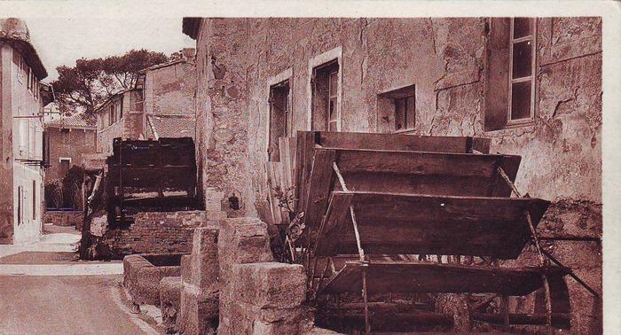 Crédits image : Direction du Patrimoine de L'Isle-sur-la-Sorgue