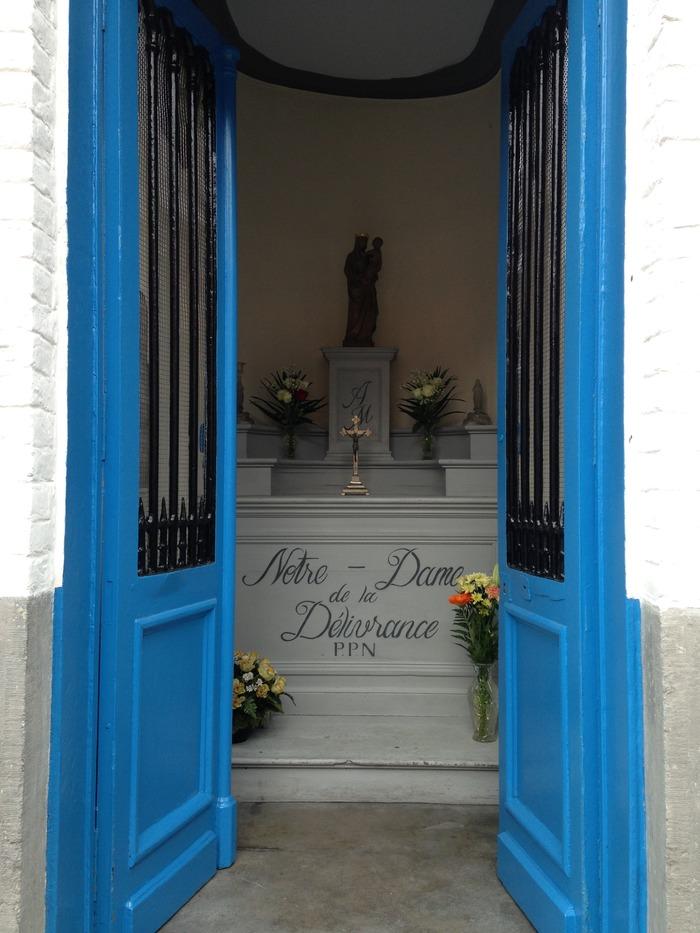Crédits image : Chapelle du Tilleul © T. Sanchez