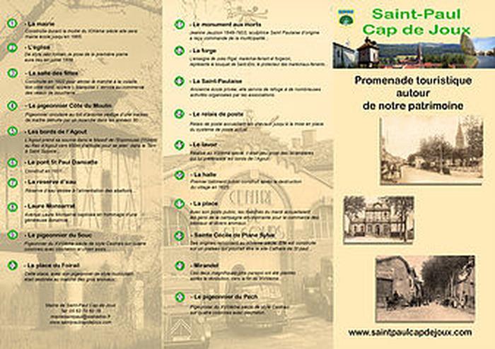 Journées du patrimoine 2017 - Circuit touristique autour du patrimoine