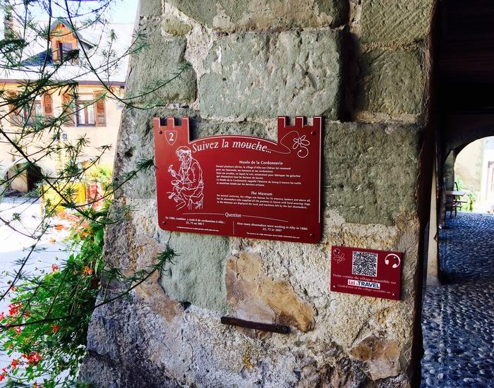 Journées du patrimoine 2018 - Circuit touristique
