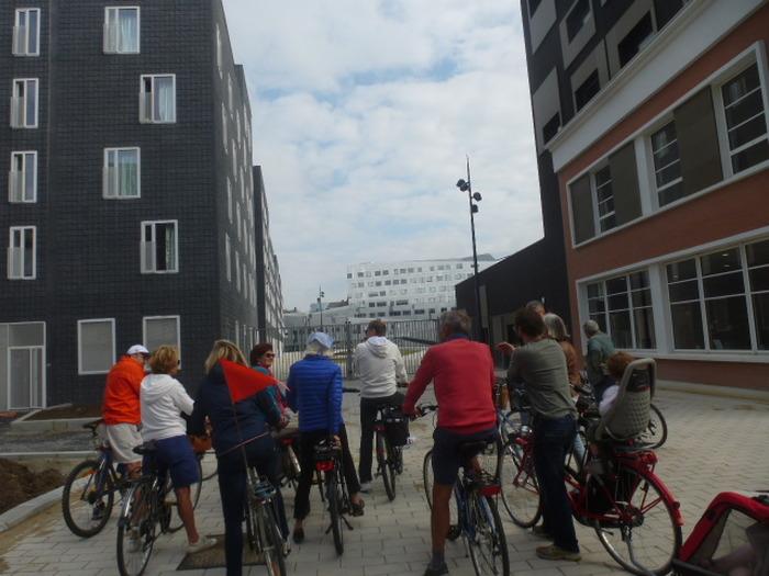 Crédits image : Balade à vélo entre Roubaix et Tourcoing © Ville de Roubaix
