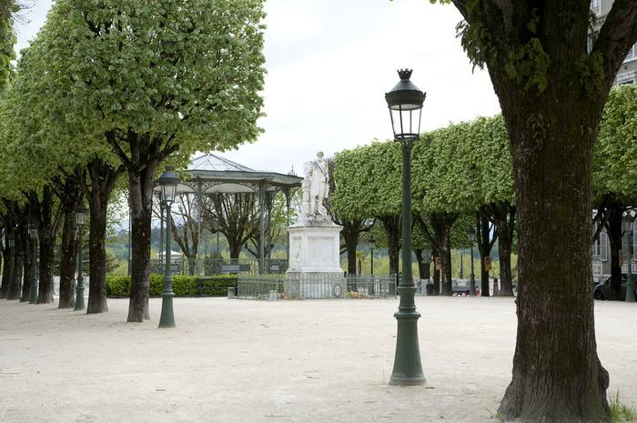 Journées du patrimoine 2018 - Circuits dans la ville de Pau