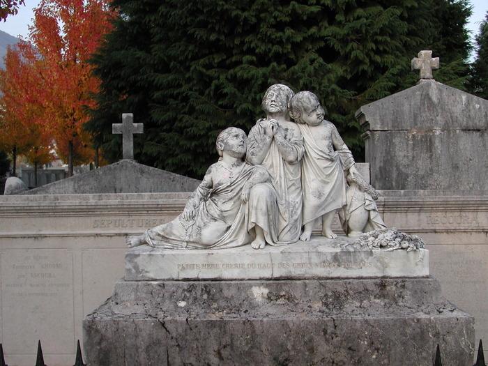 Journées du patrimoine 2018 - Circuit au coeur du cimetière Saint-Roch.
