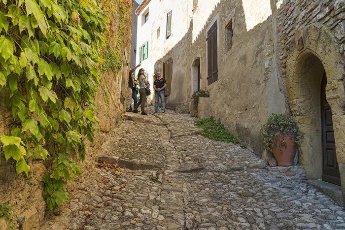 Journées du patrimoine 2018 - Visite commentée du coeur du village de Montouliers