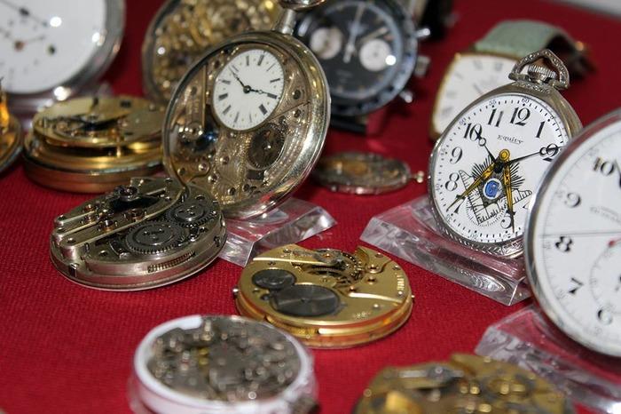Journées du patrimoine 2018 - Collection privée du Centre Horloger de Provence