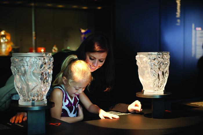 Journées du patrimoine 2017 - Visites libres et guidées des collections permanentes du musée Lalique