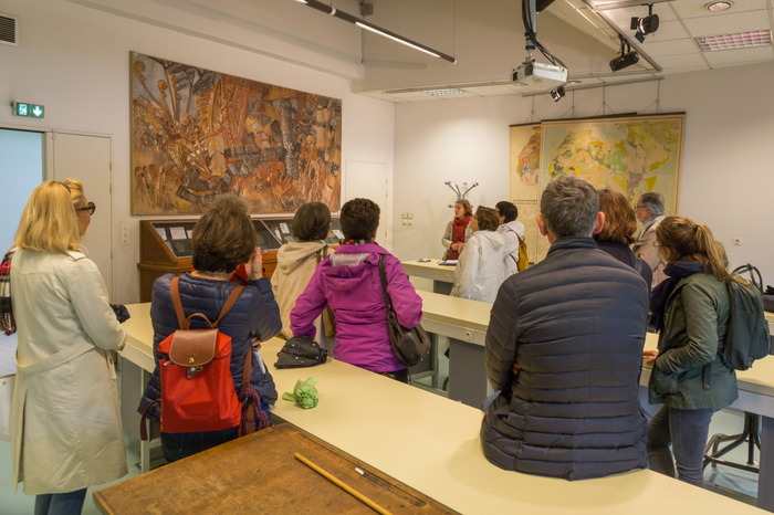 Journées du patrimoine 2018 - Collections scientifiques et artistiques de l'Université de Rennes 1