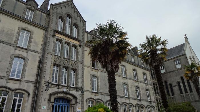 Journées du patrimoine 2017 - Collège Saint-Yves